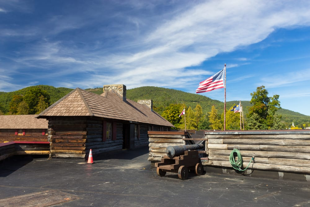 Visit Fort William Henry Museum.